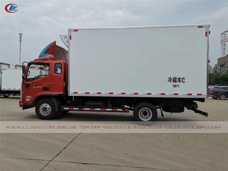 Foton refrigerated truck for sale 03
