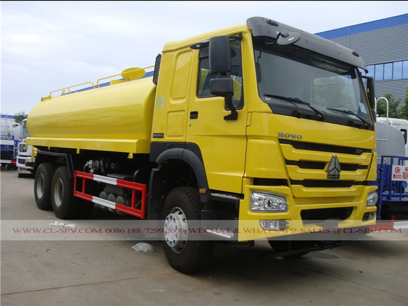 Howo 16 tons water truck 04
